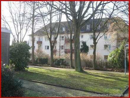 ** huesch-immobilie.de** Charmante 2- Raumwohnung mit Balkon in Essen-Bergerhausen.