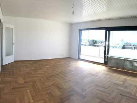 Lichtdurchflutete, offene Terrassenwohnung in Karlsruhe-Beiertheim