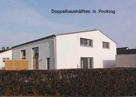 DOPPELHAUS * Erstbezug * hochwertig & modern * Niedrig-Energie-Haus *
