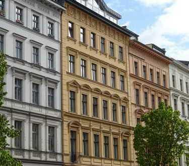 Provisionsfrei: Vorderhaus-Rohdiamant, bezugsfrei, Bergmannstrasse 106