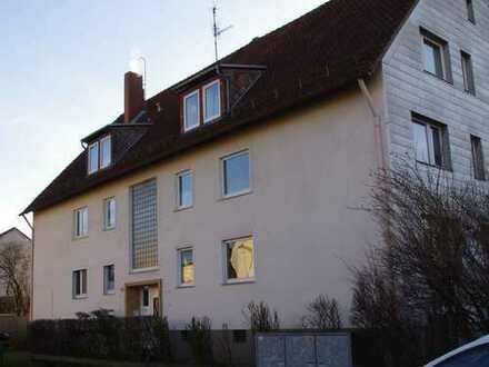 Schöne, gepflegte 2-Zimmer-Erdgeschosswohnung zur Miete in Hannover-Misburg