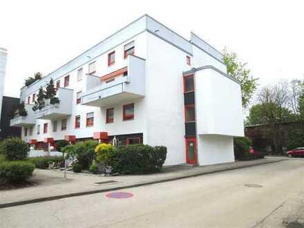 **Rarität**3-Raum-EG-Split-Level-Wohnung in Unterhaching mit eigenem Hauseingang**Terrasse+Balkon**