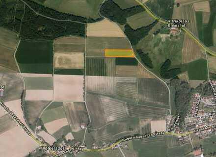 Ackerfläche in Volkersdorf - Nähe Jetztendorf zu verkaufen!