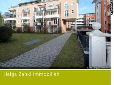 """Barrierefreie 4-Zimmer-Wohnung mit EBK und Südwest-Balkon in der """"Residenzia Venezia"""" in Pasing"""
