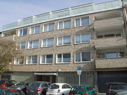 Nur für Einzelperson: Helle Zwei-Zimmer-Wohnung in der Bonner Altstadt