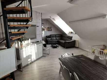Helle Maisonette Wohnung im ruhigen Wohngebiet von Privat zu verkaufen