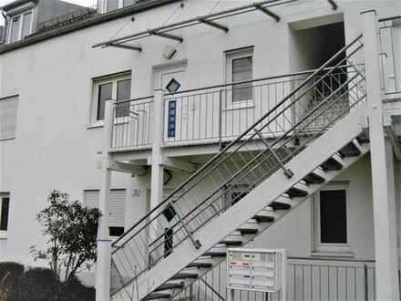 Stilvolle, gepflegte 2-Zimmer-Wohnung mit Balkon in Eching