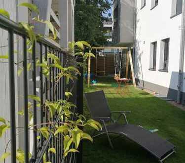 5-Zimmer-Wohnung mit Garten in Aschaffenburg
