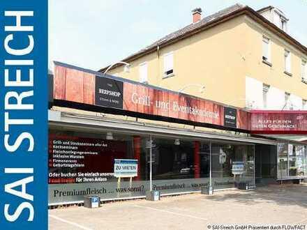PROVISIONSFREI! Verkaufs- und Ausstellungsfläche direkt an der Gütersloher Straße!