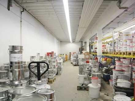 *Lagerfläche mit 328 m² Fläche zentral in Schorndorf*