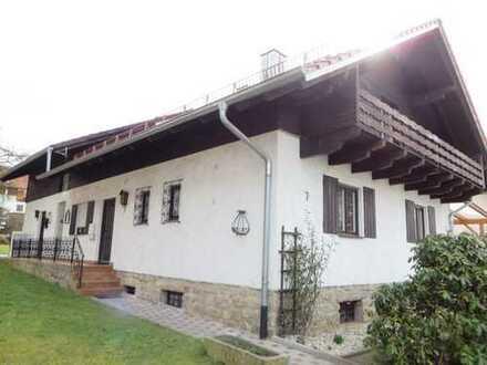 Doppelhaus in bevorzugter Wohnlage der Stadt Bad Kötzting