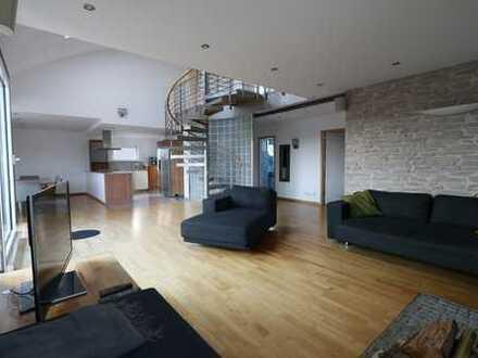 4 1/2 Zimmer Maisonette-Wohnung Bad Vilbel/Niederberg m. Kamin / Sauna / Whirlwanne