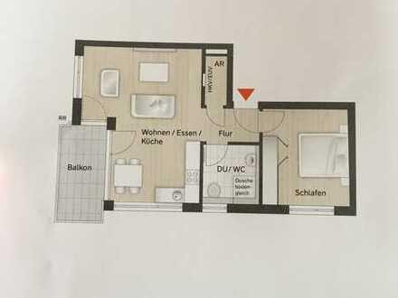 Erstbezug Rappenpark: stilvolle 2-Zimmer-Wohnung in Freudenstadt