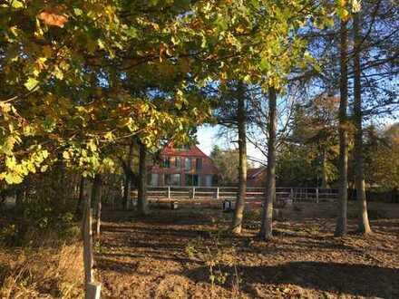 Landhaus mit 2 ha Land und Bauplatz