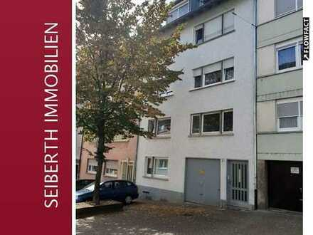 Pforzheim-Nordstadt: Vermietete 3-Zimmer-Wohnung in ruhiger, zentraler Lage