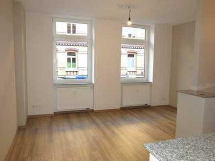 Moderne 1-Zimmer-Wohnung mit Einbauküche in Marienthal!