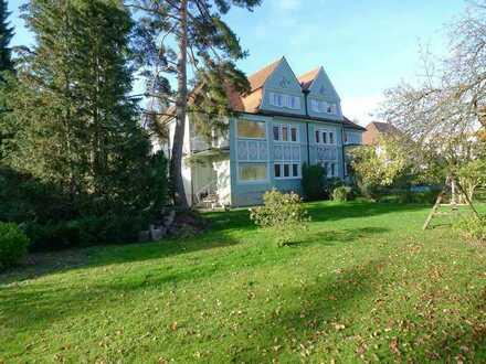 Mehrgenerationenhaus am Stadtpark von Fürstenfeldbruck - zentral und ruhig gelegen !