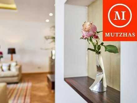 """MUTZHAS - Luxuswohnung im Lehel """"Jung, schön und noch zu haben"""""""