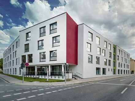 YOUNIQ Studentenapartments jetzt auch in Bayreuth! 1-Zimmer-Apartment komplett möbliert!
