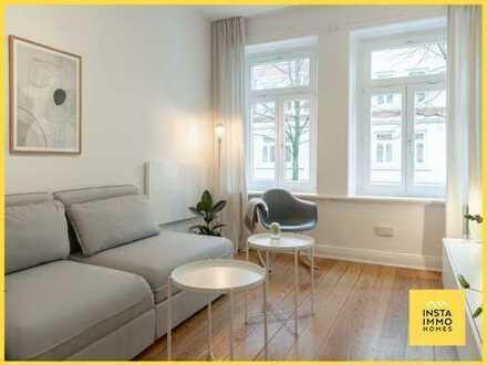 Top-sanierte und möblierte Wohnung in Winterhude (inkl. WLAN)
