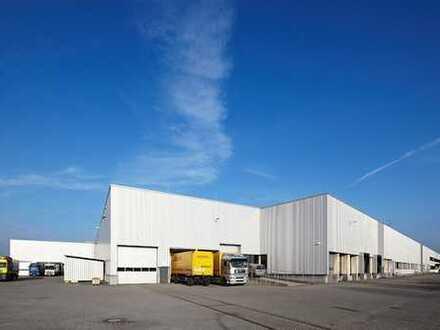 *Provisionsfreie* Hochwertige Logistikfläche in Lehrte