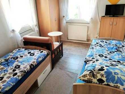 Tolles Gästezimmer mit Internet, TV, EtagenDusche/Wc, Gästeküche