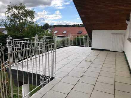 Schöne, geräumige drei Zimmer Wohnung in Ravensburg (Kreis), Waldburg