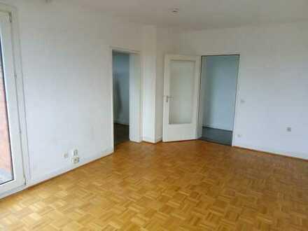 Attraktive 2-Zimmer-Wohnung mit Balkon und Einbauküche in Neumünster
