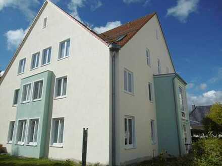 Sonnige 3-Zimmer-Dachgeschosswohnung mit Balkon in Gransee
