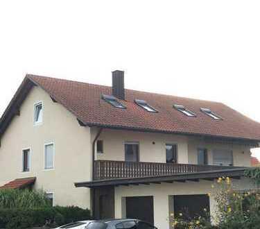 Gepflegte 4-Zimmer-Wohnung mit Terasse und EBK in Schrobenhausen