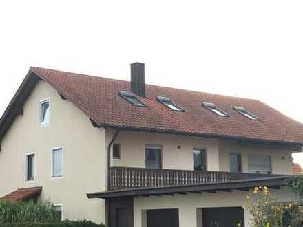 Gepflegte 4-Zimmer-Wohnung mit Balkon und EBK in Schrobenhausen