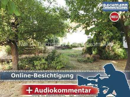 Berlin - Biesdorf: Wohnbaugrundstück sucht Neustart in begehrter Lage - UWE G. BACHMANN
