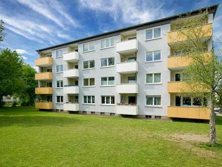 Do-Brackel: Geräumige Wohnung mit praktischem Grundriss in schöner und gepflegter Umgebung!