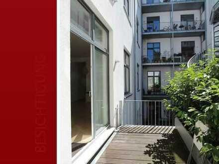 Wunderschöne Wohnung mit Balkon in Köln