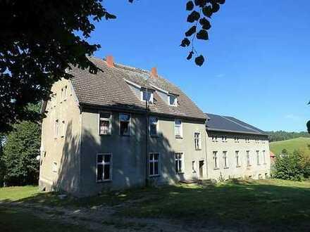 Schöne, geräumige drei Zimmer Wohnung in Barnim (Kreis), Chorin
