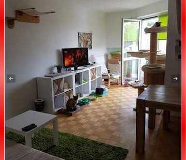 DG Wohnung mit eigenem Garten