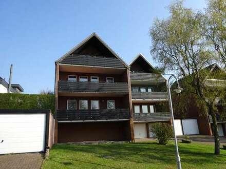 Helle 2 Zimmerwohnung in guter und ruhiger Lage von Bremen-Burglesum mit Blick auf die Lesum