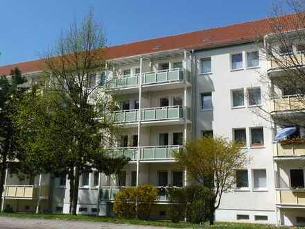 gemütliche 3-Raum-Wohnung mit Balkon im Ostviertel