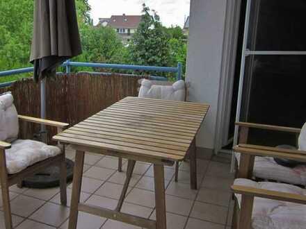 Helle 3 ZKB-Wohnung mit Balkon in Westheim (Pfalz)