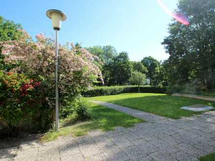 Blick ins Grüne! 4-Zimmer-Whg. am Englischen Garten