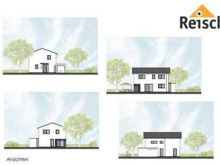 Einfamilienhaus mit Flair, in direkter Feldrandlage!