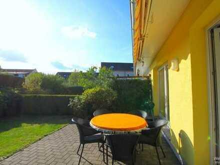 Niedrigenergie Reihenmittelhaus mit Garten und Terrasse