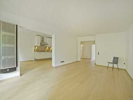Herzogpark - großzügige 4-Zimmer-Wohnung mit hochwertiger Ausstattung - EBK, Parkett, Balkon, TG etc