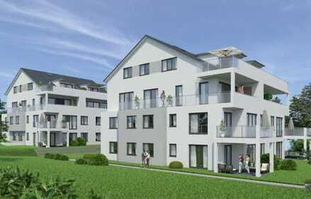 Neubauprojekt, Wohnen am Fuß der Burg Staufeneck, gehobene Ausstattung mit Aufzug! Wohnung 8 / 2.OG