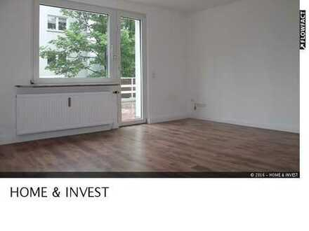 **Moderne 2-Raum mit großer Dachterrasse**