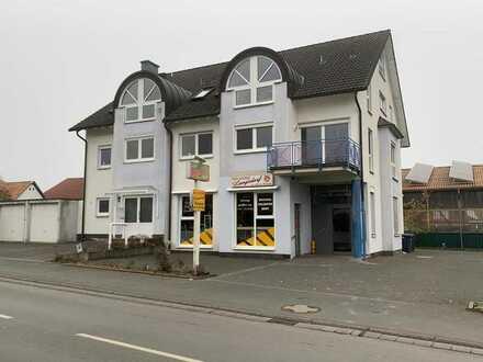 5 Zimmer Wohnung über zwei Etagen mit Balkon in Hüttenberg-Volpertshausen zu vermieten!