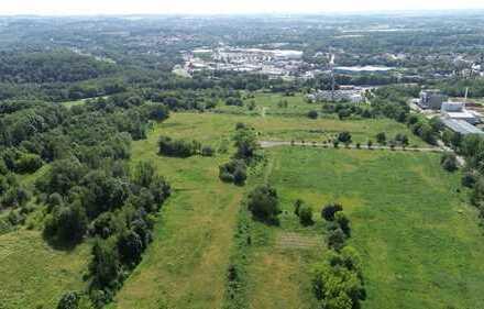 Einmaliges Gewerbegrundstück mit 287.000 m² zentrumsnah in Zwickau!
