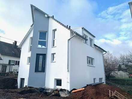 Hochwertiges freistehendes Wohnhaus mit ELW, in schöner gewachsener Wohnlage