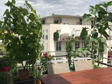 Großzügige 4-Zimmer-Maisonette-Wohnung im beliebten Quartier am Turm