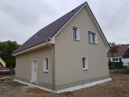 ** Nutzen Sie das Baukindergeld ** Einfamilienhaus mit Satteldach
